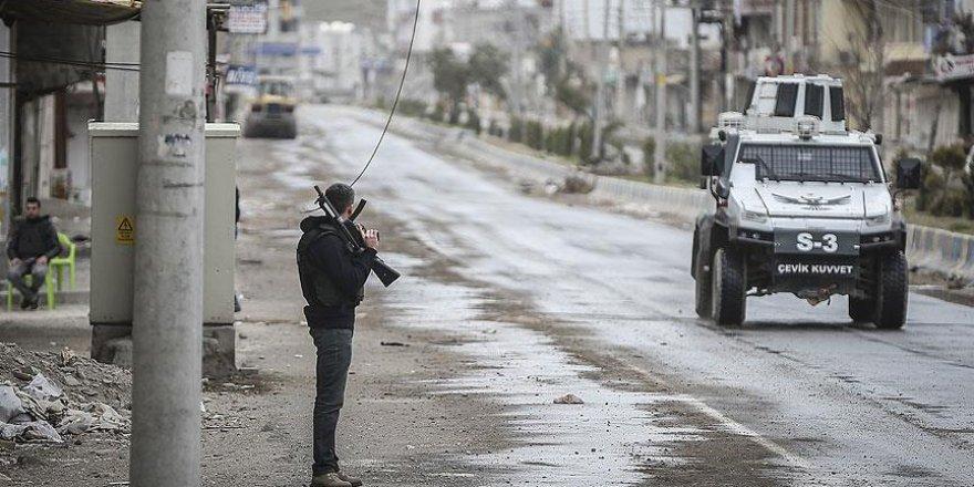 Muş'ta 7 bölgede sokağa çıkma yasağı