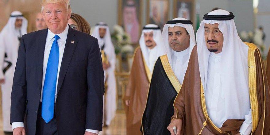 Trump ilk yurt dışı ziyaretini Suudi Arabistan'a gerçekleştiriyor