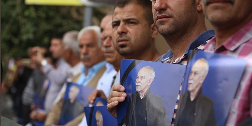 Goran Hareketi lideri Mustafa toprağa verildi