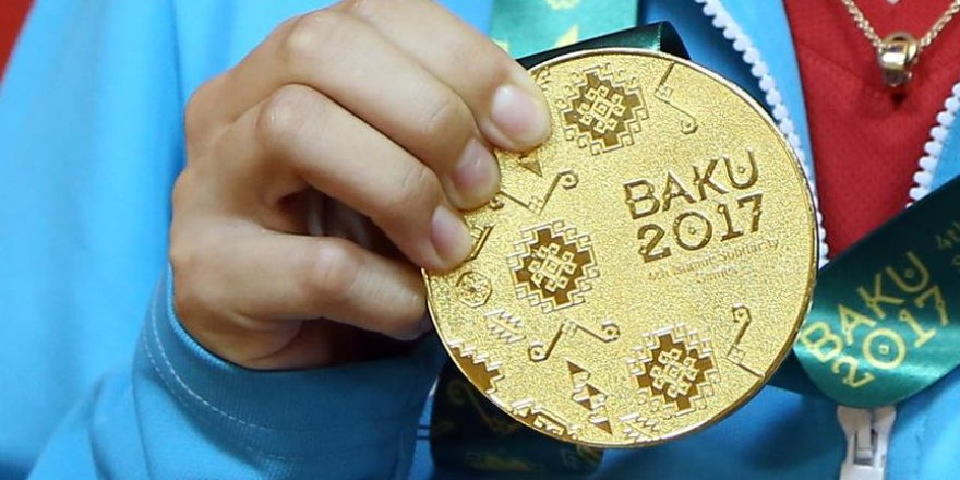 İslami Dayanışma Oyunları'nın 8. gününde 4 madalya