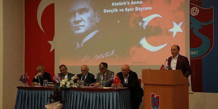 Trabzonspor'un 39. Olağan Divan Genel Kurul Toplantısı yapıldı