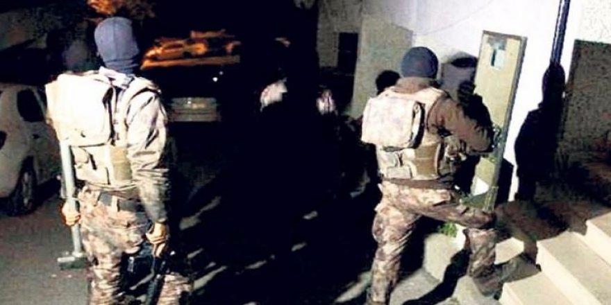 Ankara'da çatışma! 2 terörist öldürüldü