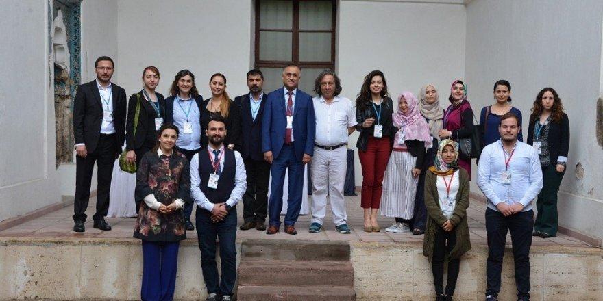 SÜ'de Uluslararası Kültürel Miras ve Turizm Kongresi