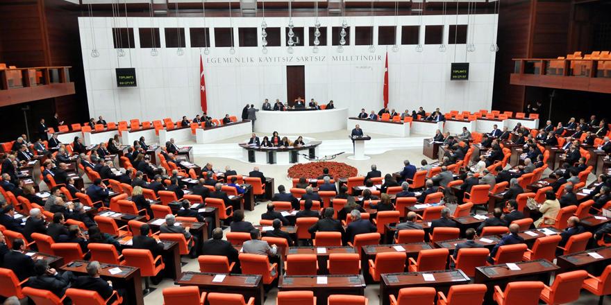 Meclis'i yoğun hafta bekliyor