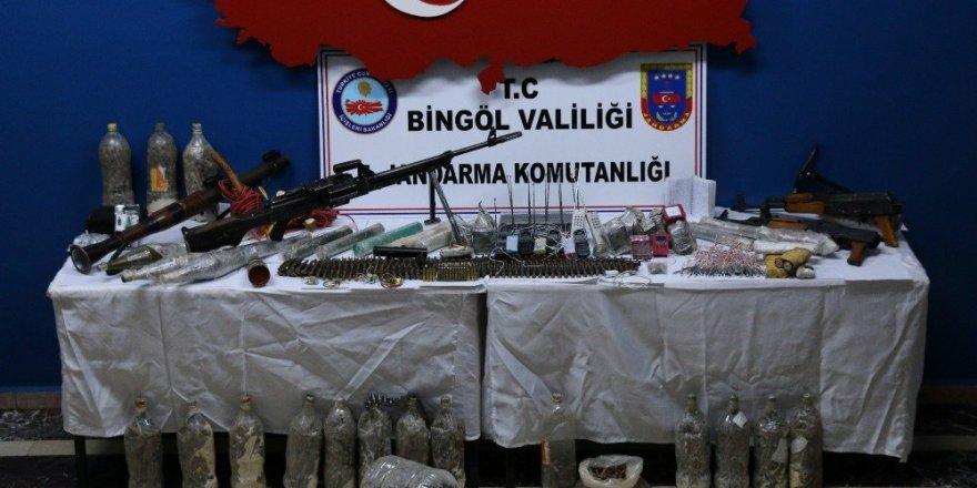 Bingöl'de terörün beli kırıldı