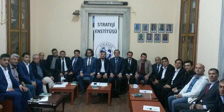 """""""Stratejik Vizyon Toplantısı"""" gerçekleştirildi"""