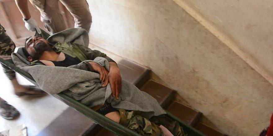 Ahraru'ş Şam İslami Hareketi'ne bombalı intihar saldırısı
