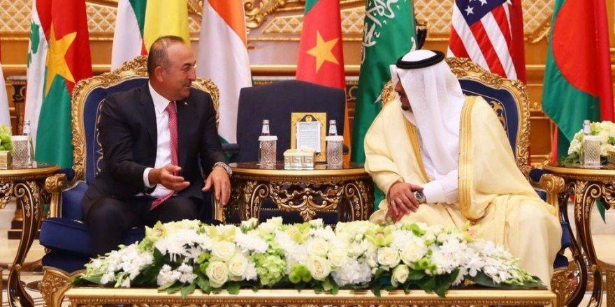 Dışişleri Bakanı Çavuşoğlu, Arap İslam-Amerikan Zirvesi'ne katılıyor