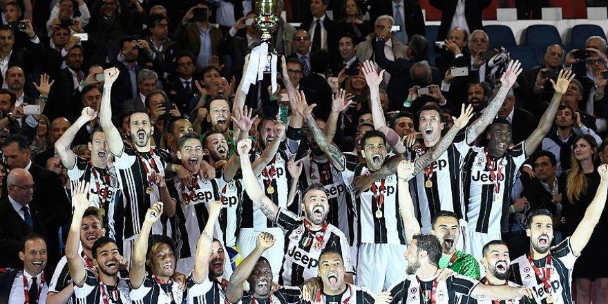 İtalya'da şampiyon bir kez daha Juventus