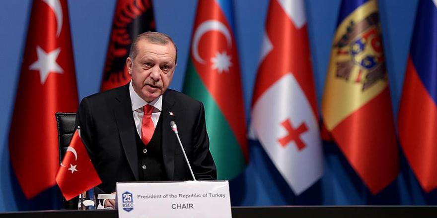 Erdoğan: KEİ'yi sorunların çözümünde etkin bir araç haline getirmeliyiz