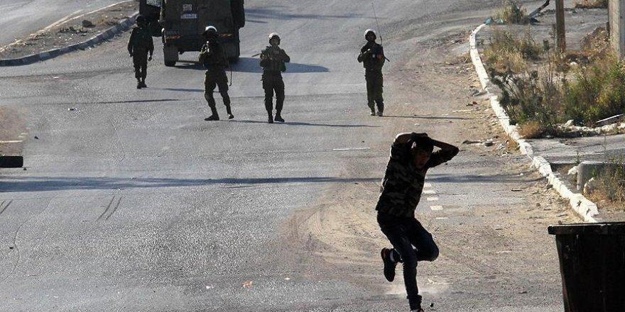 Batı Şeria'da gerginlik