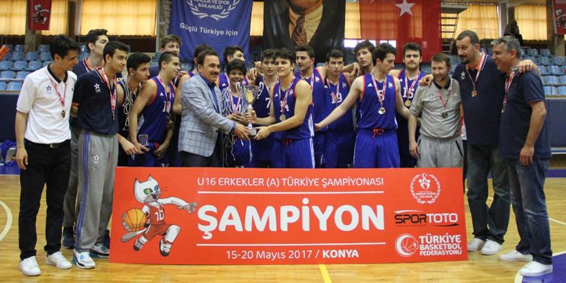 Şampiyon Mega basket