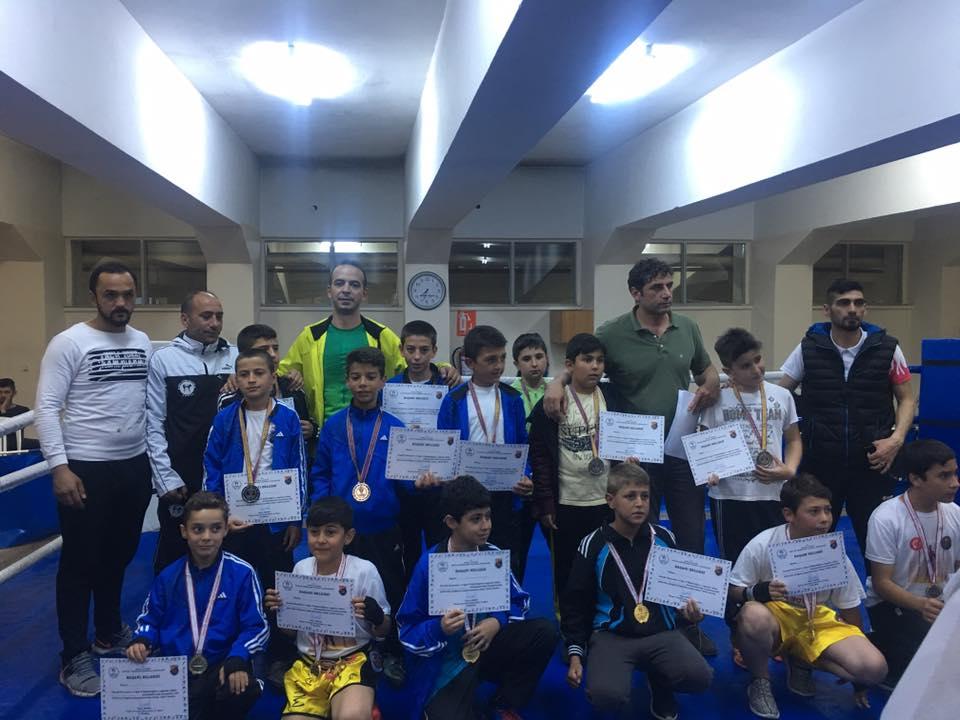 Seydişehir Belediyespor MuayThai Takımı Konya'da Yine Şampiyon