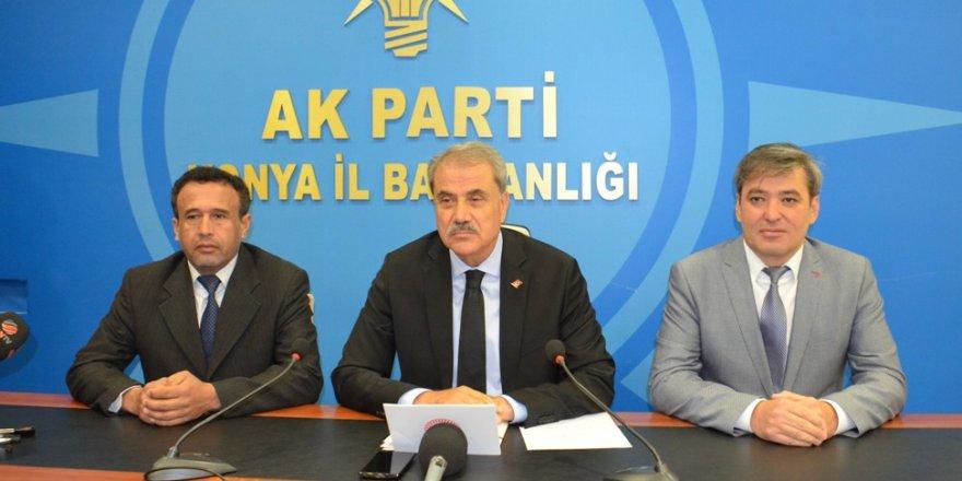 Ak Parti Konya Milletvekili Muhammet Uğur Kaleli gündemi değerlendirdi