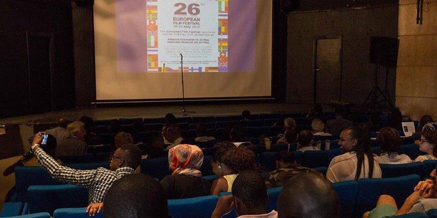 Kenya'da Türk filmi gösterimi yapıldı