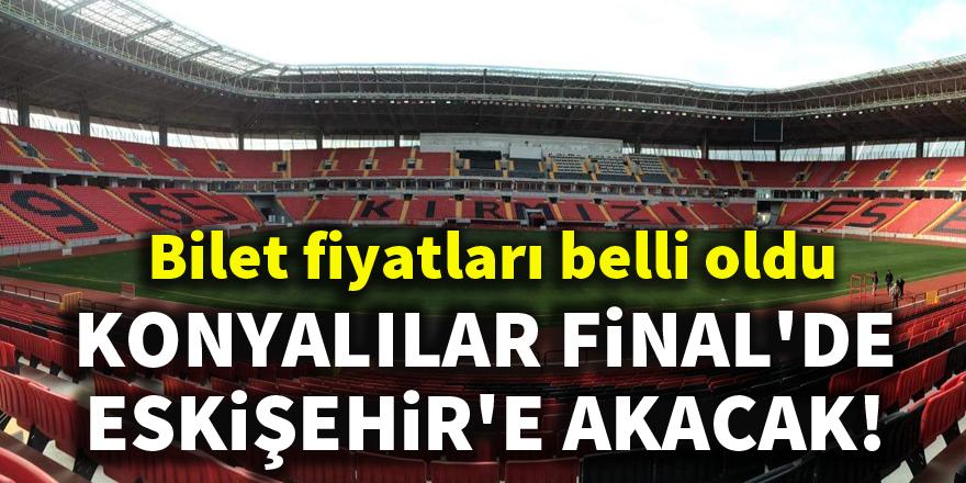 Konyaspor - Başakşehir  final maçının bilet fiyatları belli oldu!