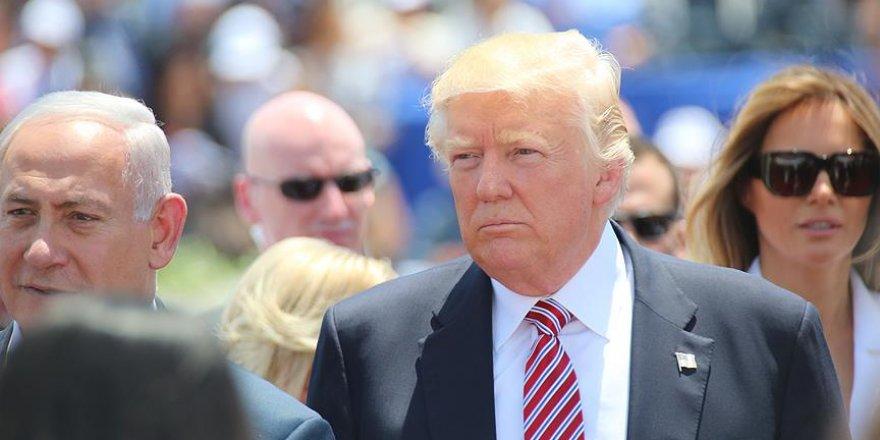 ABD Başkanı Trump, İsrail ziyaretinin sebebini açıkladı!