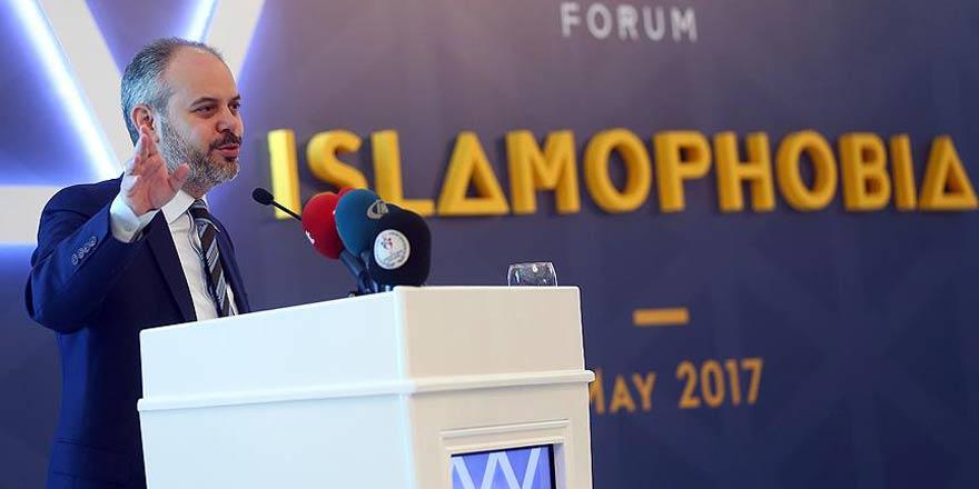 Bakan Kılıç'tan dijital oyunlarda İslamofobi uyarısı