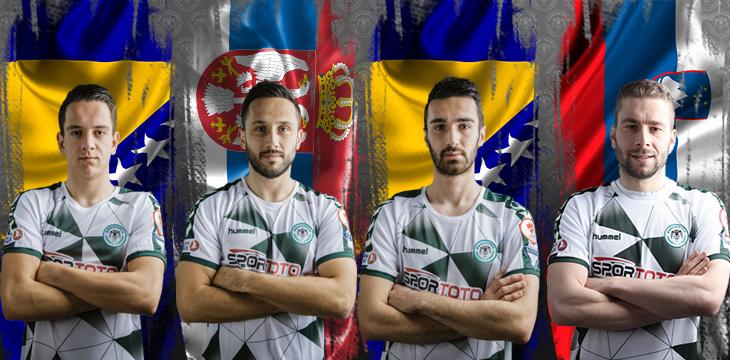 Konyaspor'dan 4 isim milli takımda