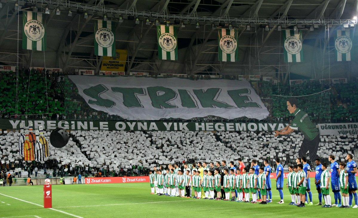 Konyaspor taraftarı, final biletlerini tüketti