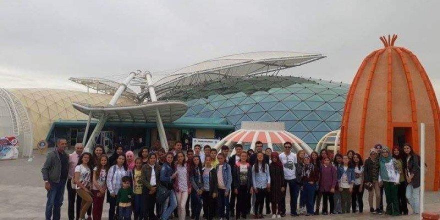 Başarılı 43 öğrenci Konya gezisi