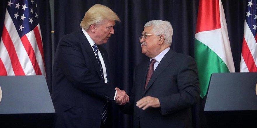 Trump: İsrail-Filistin barışının sağlanması konusunda kararlıyım