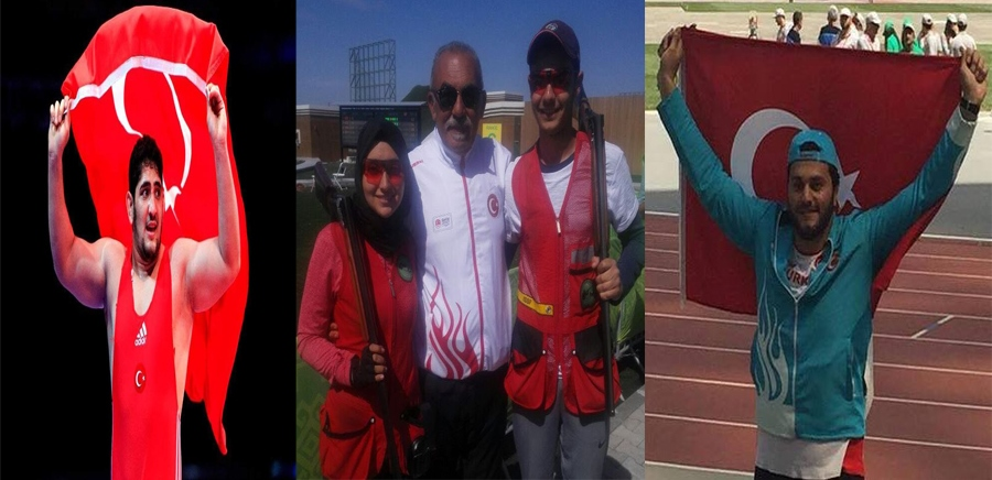 İslami Dayanışma Oyunları'nda Konya'ya 5 madalya