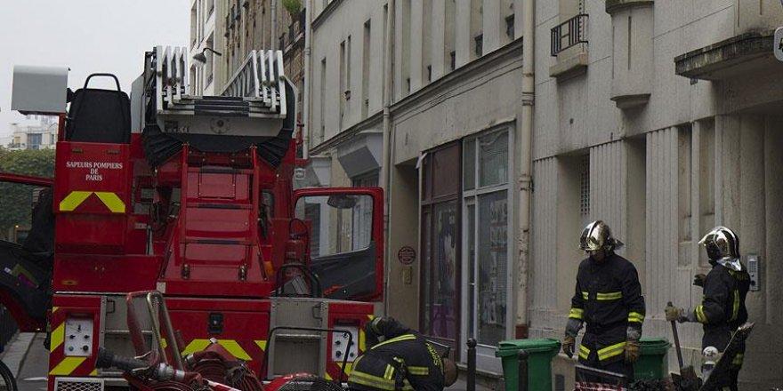 Fransa'da üniversite yurdunda yangın