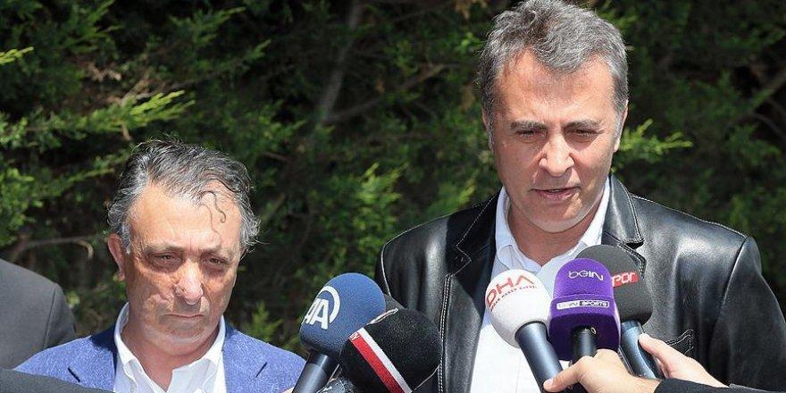 Fikret Orman: Talisca'nın sözleşmesi uzatıldı