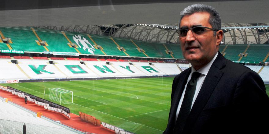 Recep Konuk: Şampiyonluk, Konyaspor'a çok yakıştı