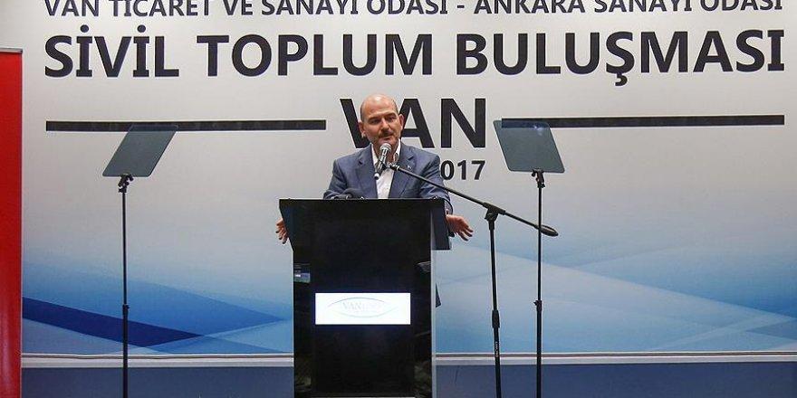 İçişleri Bakanı Soylu: Bu proje, terörle mücadeleden daha önemli