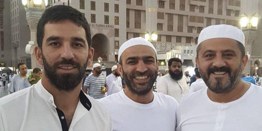 """Arda Turan: """"Ramazan'da Umre ziyaretim beni çok rahatlattı"""""""