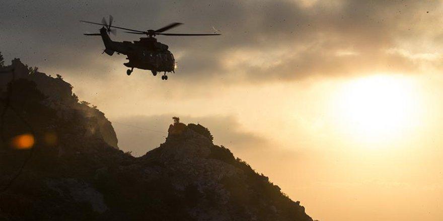 Tüm helikopterlerde pasif helikopter engel tanıma sistemi olacak