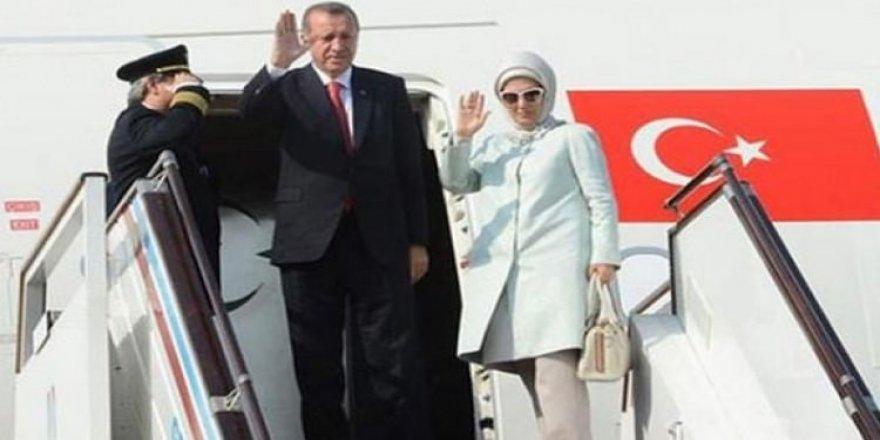 Erdoğan'dan Almanya'ya kritik ziyaret!