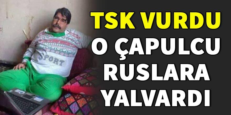 TSK bombaladı, Salih Müslim Rusya'ya yalvardı!