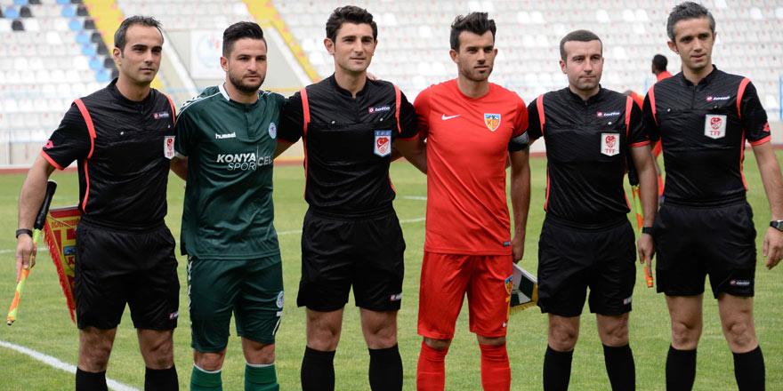 Konyaspor, Kayserispor'u devirdi