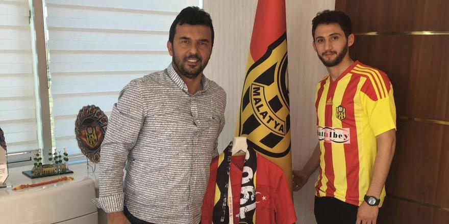 Ali Dere Yeni Malatyaspor'da mutlu