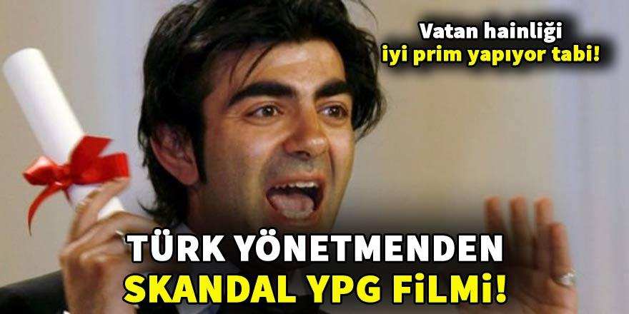Türk yönetmenden skandal YPG filmi