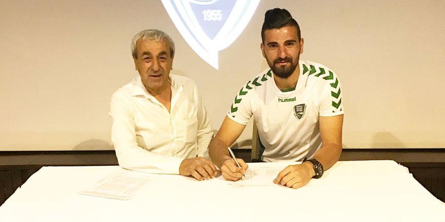 Anadolu Selçukspor, Ahmet Önay'la sözleşme imzaladı