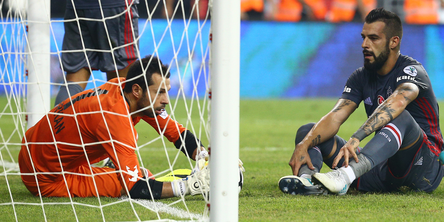 Süper Lig'in en iyisi Serkan!