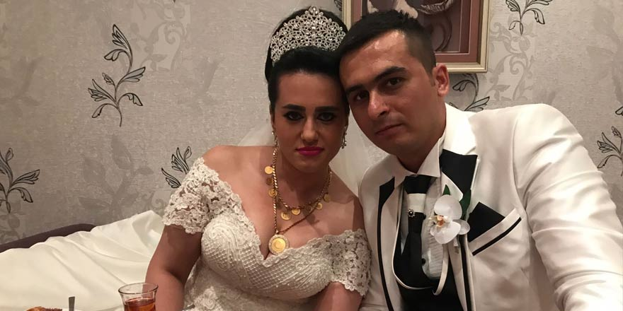 Zeynep ve Ali İhsan mutluluğa evet dedi