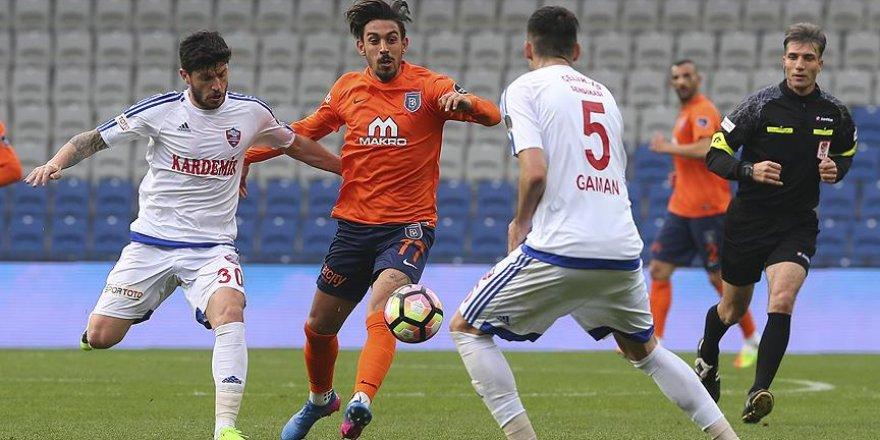 Başakşehir, KDÇ Karabükspor'a konuk oluyor
