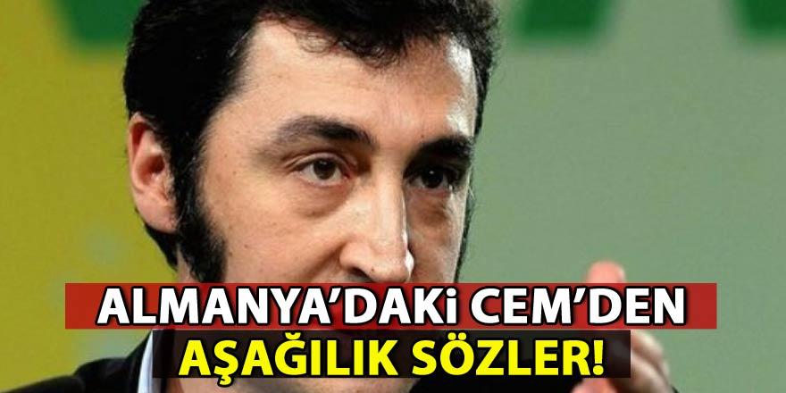 Aşağılık sözler! 'Türkiye'nin anladığı tek dil bu'