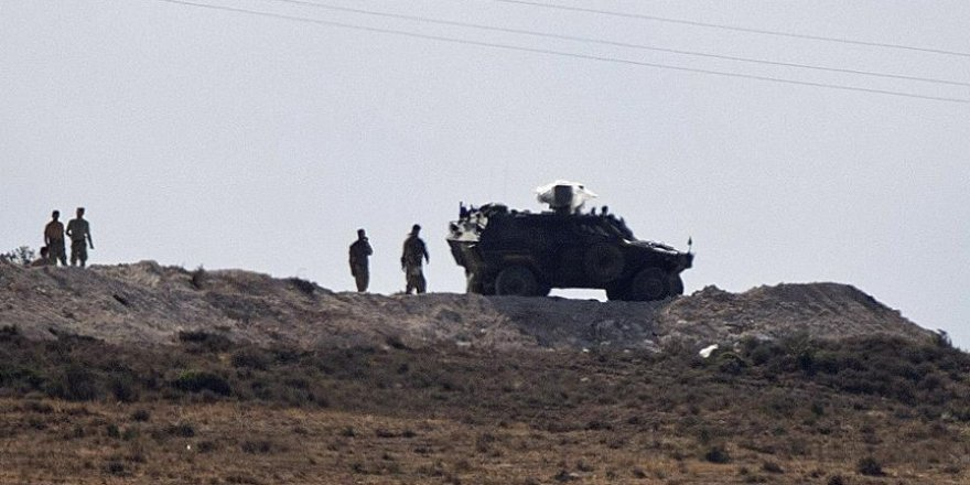 Turkish troops begin reconnaissance mission in Syria