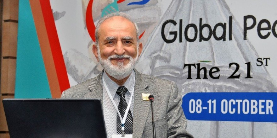 """Prof. Dr. Salim Al Hassani: """"İslam medeniyeti öncüdür!"""""""
