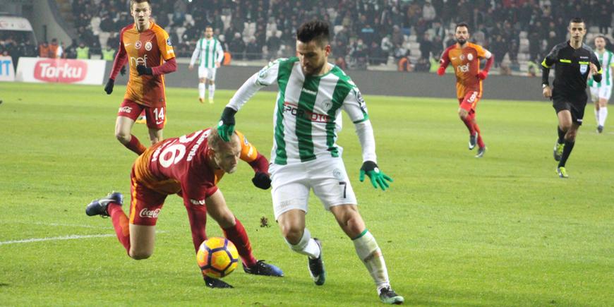 Konyaspor, az daha 1 milyon lira ceza alacaktı