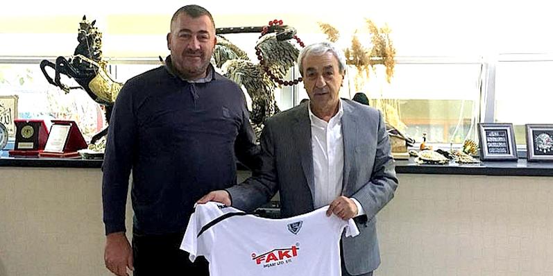 Anadolu'dan Uvat'a ziyaret
