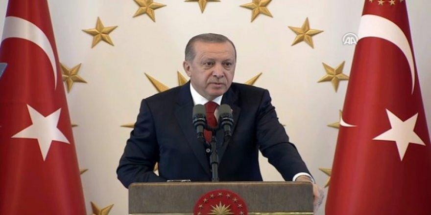 Erdoğan: Senin her yerin prof olsa kaç yazar!