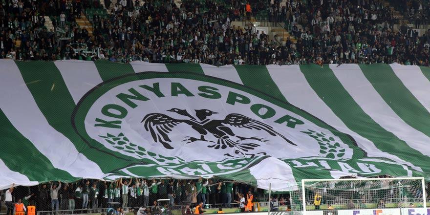 Konyaspor - Salzburg maçına ilgi yoğundu