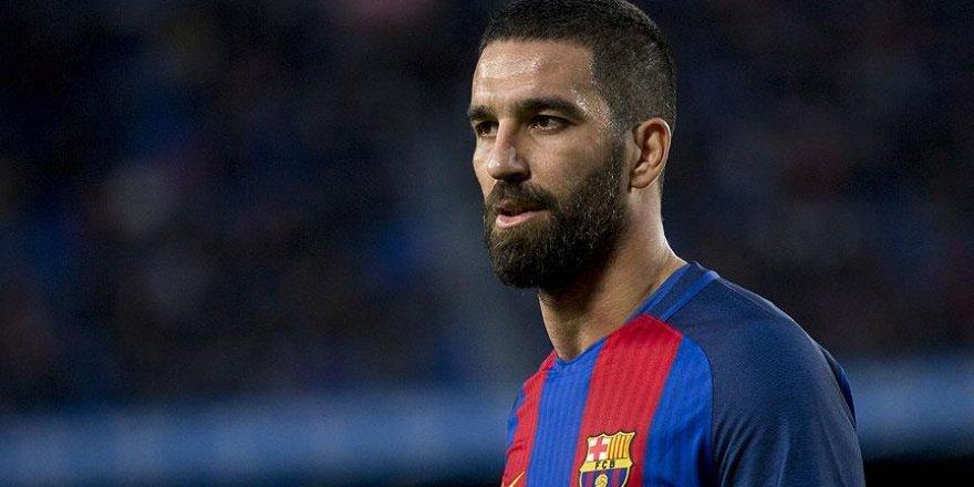 Barcelona'da iyileşen Arda kadroya alınmadı